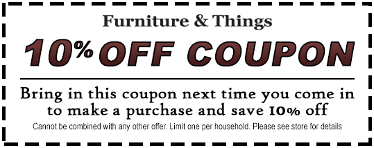 10% off Coupon