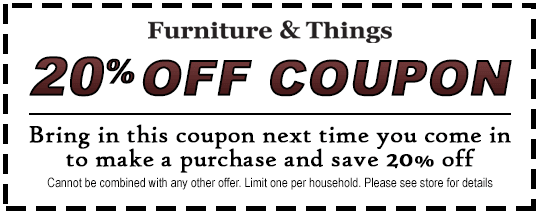 $20% off Coupon